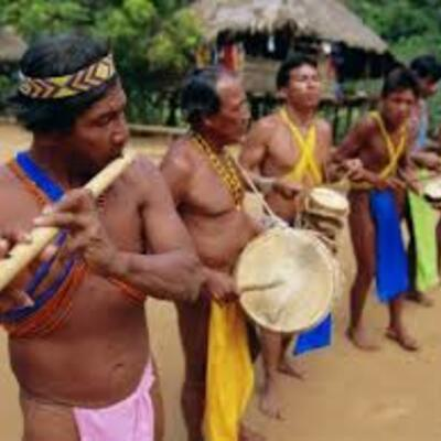 O ensino da música do período colonial até a primeira metade do século XX timeline