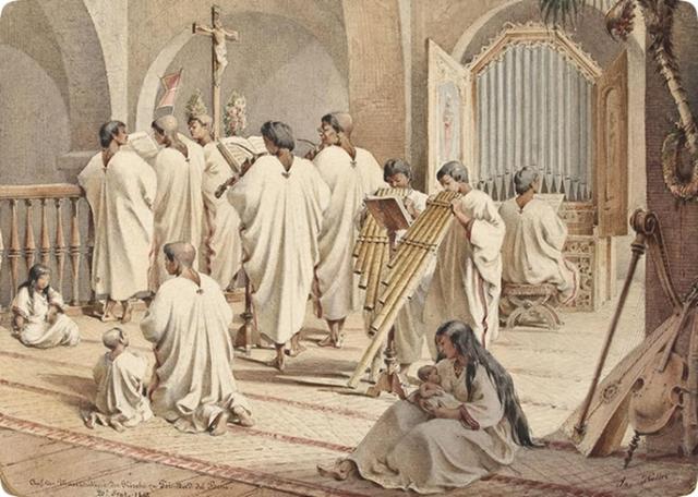 Início das Missões do Padres Jesuítas