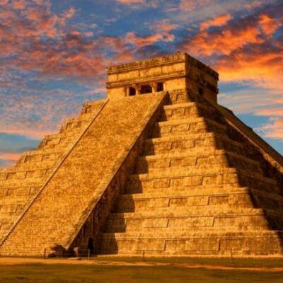 Surgimiento, florecimiento y caída de la civilización maya timeline