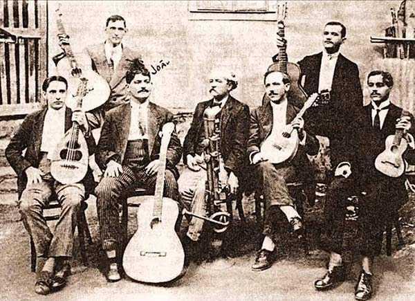 O desenvolvimento da música no inicio do Século XX