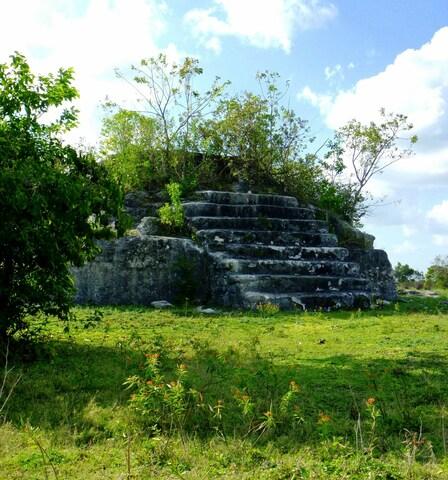 Ocupación maya de Cuello, Belice