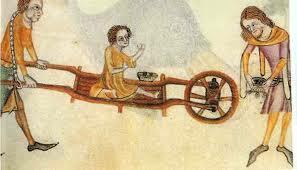 EN LA EDAD MEDIA(entre siglo V y el siglo XV)