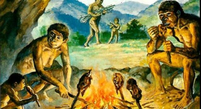 Habilidad de nuestros ancestros para producir el fuego