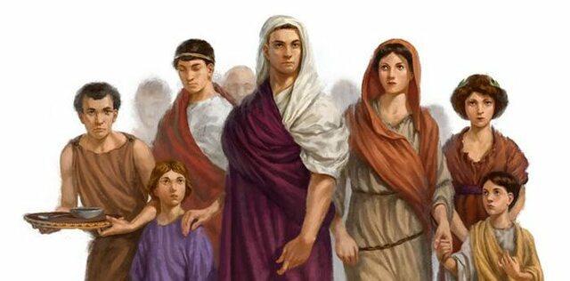 La Familia en la Antigüedad Siglo VIII a. C. -476 d.C.