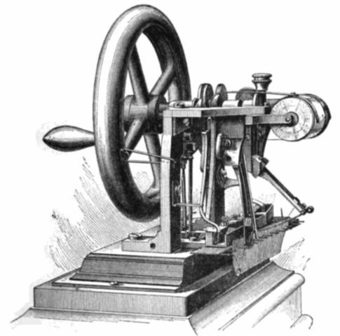 La máquina de coser