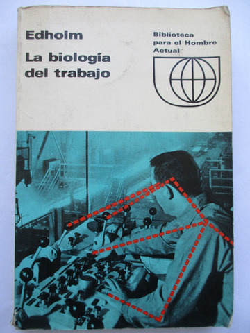 Libro la biología del trabajo