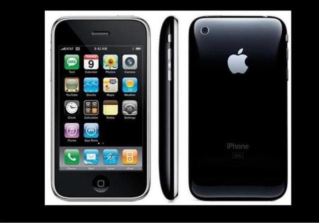 El iphone primer teléfono móvil con tecnología táctil