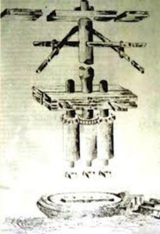 Receptor-transmisor. Eloy Noriega