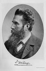 Nacimiento de Wilhelm Conrad Roentgen