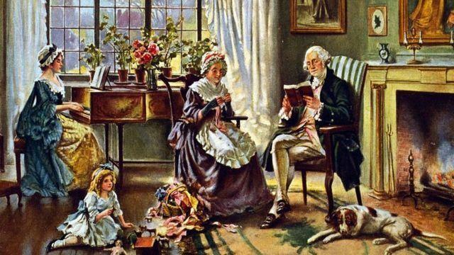 La familia en la Edad Moderna siglos VVII _ XVIII