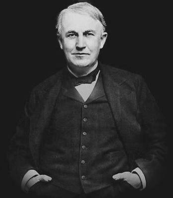 T. Edison