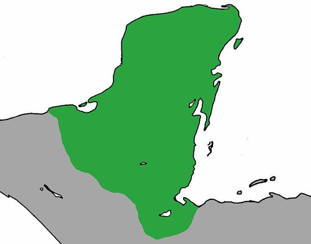 Creación de la liga de Mayapán