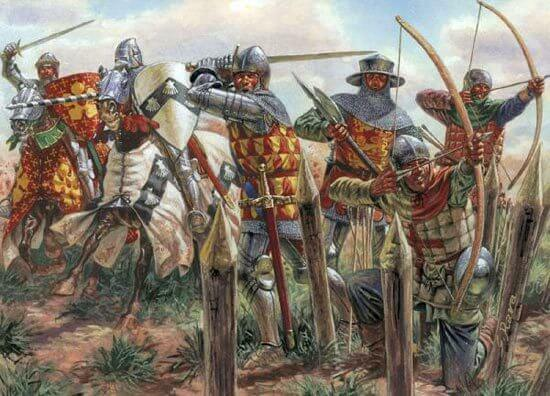 Ejercito Medieval