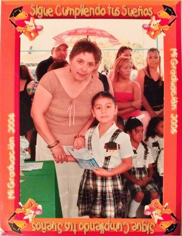 Graduación del Jardín de niños