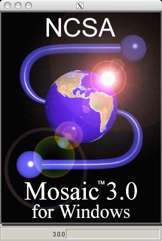 Ultima versión de Mosaic