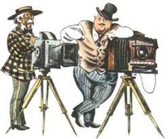Primera cámara de video