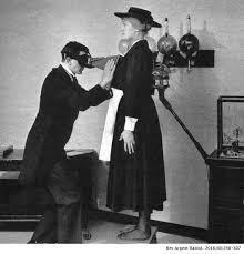 Primer examen radiológico (Imagen)