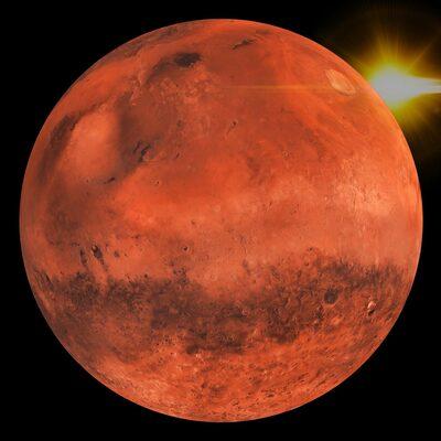 Adventure Mars timeline