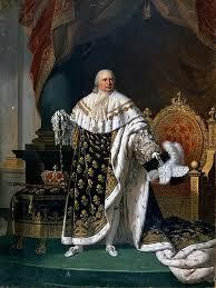 Luis XVIII de Francia anuncia el envío de los Cien Mil Hijos de San Luis
