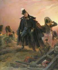 El duque de Angulema entra con su ejército en España