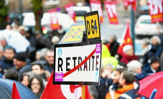JNA - CONTRE RÉFORME DES RETRAITES
