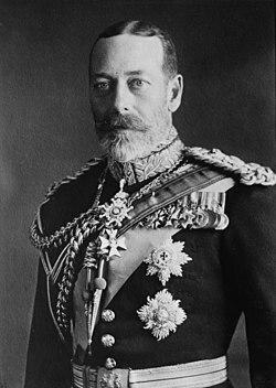 Jorge V del Reino Unido
