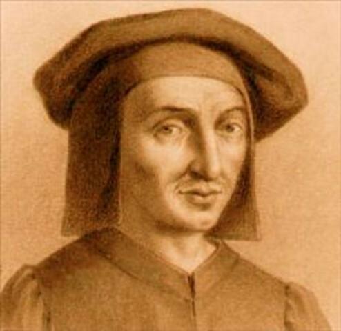Josquin Desprez (1440-1521)