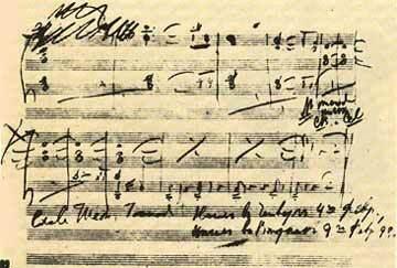 Sinfonies quita i sexta