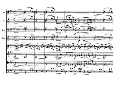 Sinfonies septima i octava