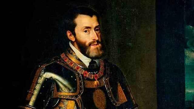 Neixement de Carles V o Carles d'Habsburgo