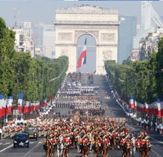 Riunificazione Francese e fine del Mandato dell'OFN.