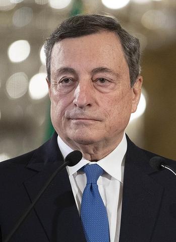 Mario Draghi diviene nuovo primo ministro dell'Impero Italiano