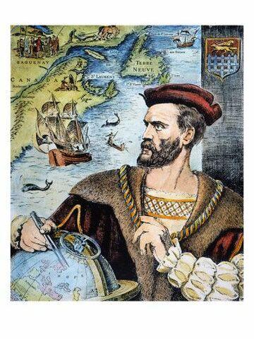 French Explorer - Jacques Cartier