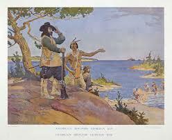 Champlain's struggles