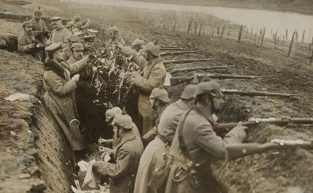 Inicio de la 1º Guerra Mundial