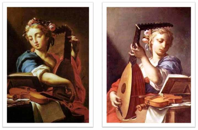 A irmandade de Santa Cecília