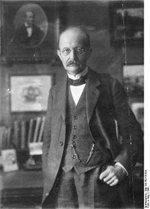 Fallecimiento de Max Planck