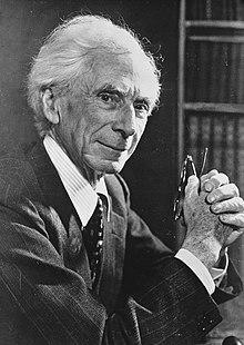 Fallecimiento de Bertrand Russell