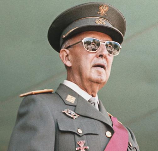 Attentato e morte di Francisco Franco