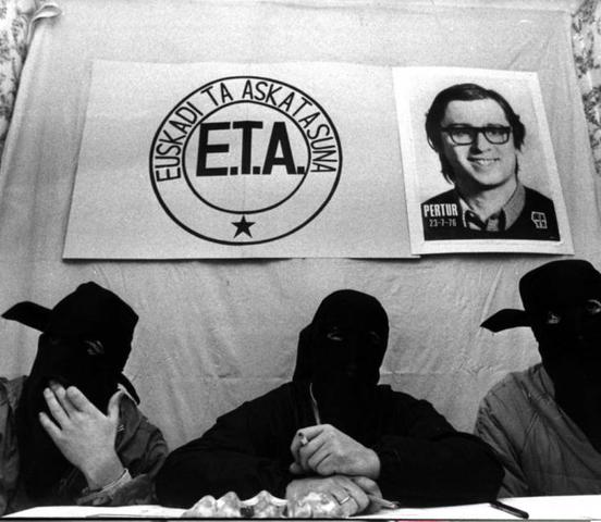 L'ETA proclama l'indipendenza della Repubblica Basca