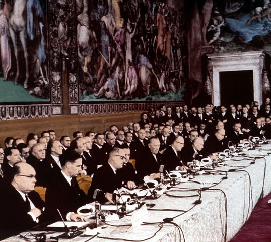 Accordi di Firenze e dissoluzione dell'Unione Iberica
