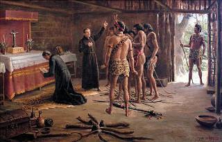 A chegada dos padres jesuitas (XVI)