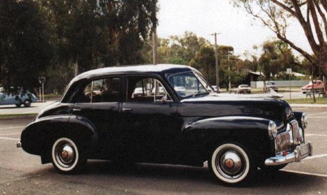 First Mass Produced Australian Car