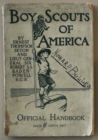 Boy Scouts y Clubes Infantiles