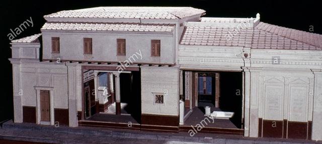 Casa del Poeta Trágico de Pompeya