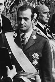 Incoronazione di Giovanni III di Borbone-Spagna
