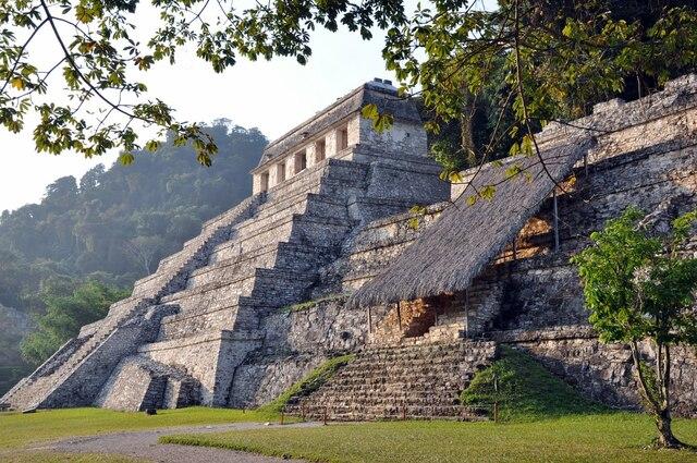 Los Mayas abandonan sus ciudades