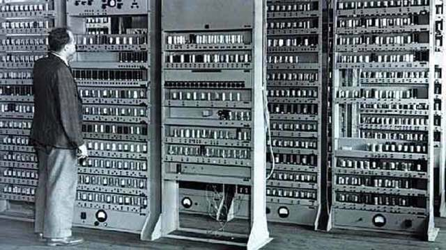 Primera computadora digital