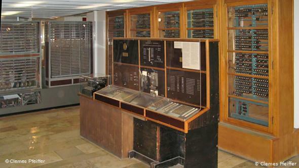 Primera computadora.