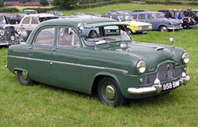 Ford Zephyer